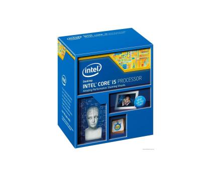 Intel i5-4590 3.30GHz 6MB BOX-186499 - Zdjęcie 1