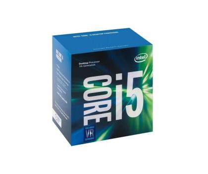 Intel  i5-7400 3.00GHz 6MB BOX-340960 - Zdjęcie 1