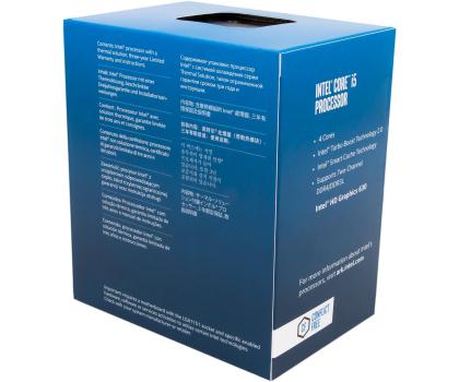 Intel  i5-7400 3.00GHz 6MB BOX-340960 - Zdjęcie 2