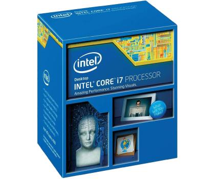 Intel i7-4790K 4.00GHz 8MB BOX-201148 - Zdjęcie 1