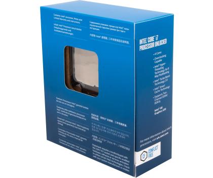 Intel i7-7700K 4.20GHz 8MB BOX-340965 - Zdjęcie 2