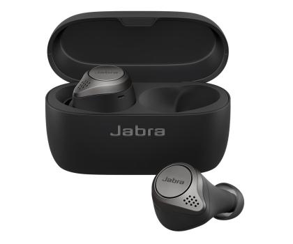 Jabra Elite 75t srebrne  (100-99090000-60)