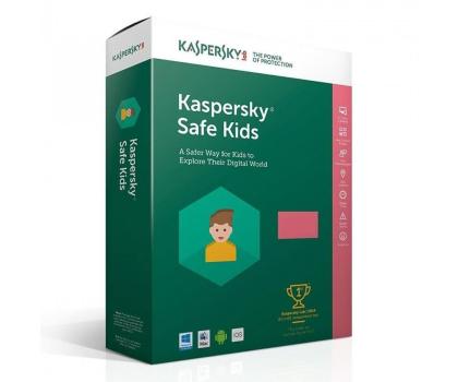 Kaspersky Safe Kids (12m.) ESD-410861 - Zdjęcie 1