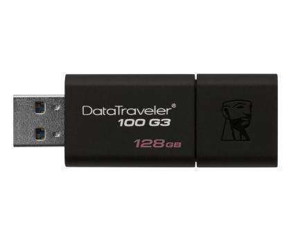 Kingston 128GB DataTraveler 100 G3 (USB 3.0)-265042 - Zdjęcie 2