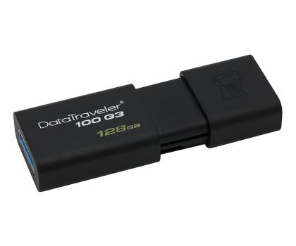 Kingston 128GB DataTraveler 100 G3 (USB 3.0)-265042 - Zdjęcie 1