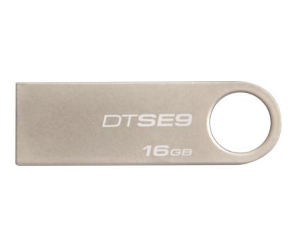 Kingston 16GB DataTraveler SE9 (Metalowy)-75417 - Zdjęcie 2