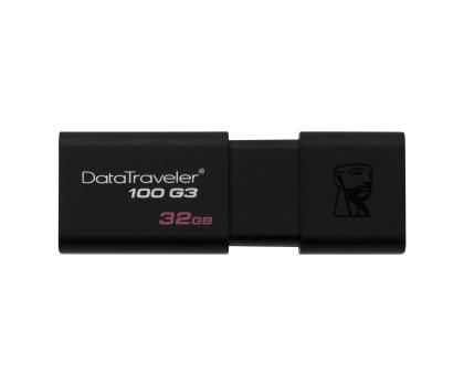 Kingston 32GB DataTraveler 100 G3 (USB 3.0)-126210 - Zdjęcie 4