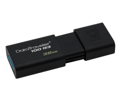 Kingston 32GB DataTraveler 100 G3 (USB 3.0)-126210 - Zdjęcie 1