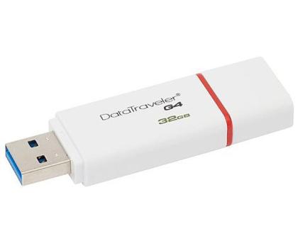 Kingston 32GB DataTraveler I G4 (USB 3.0)-163116 - Zdjęcie 2