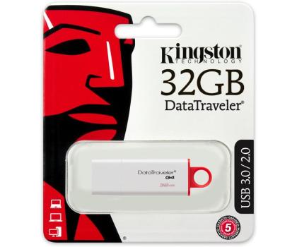 Kingston 32GB DataTraveler I G4 (USB 3.0)-163116 - Zdjęcie 6
