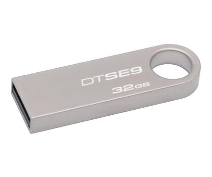 Kingston 32GB DataTraveler SE9 (Metalowy)-105692 - Zdjęcie 1