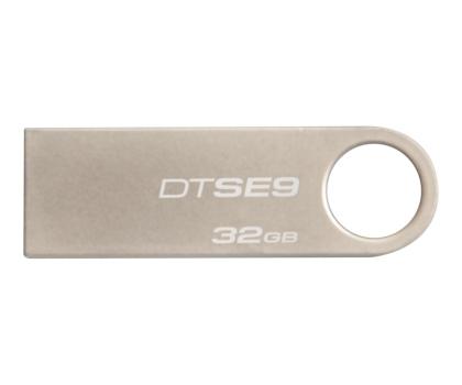Kingston 32GB DataTraveler SE9 (Metalowy)-105692 - Zdjęcie 2