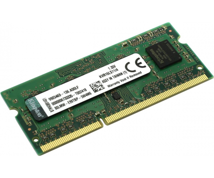 Kingston 4GB 1600MHz CL11 DDR3L 1.35V-81524 - Zdjęcie 3