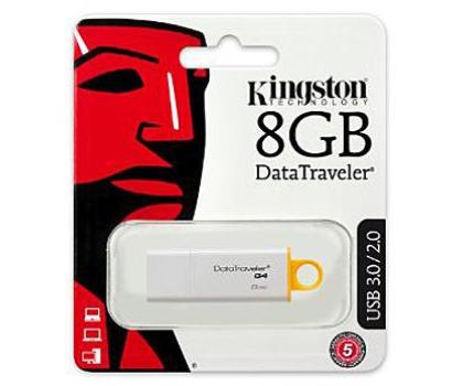 Kingston 8GB Data Traveler I G4 (USB 3.0)-163113 - Zdjęcie 6