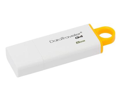 Kingston 8GB Data Traveler I G4 (USB 3.0)-163113 - Zdjęcie 1