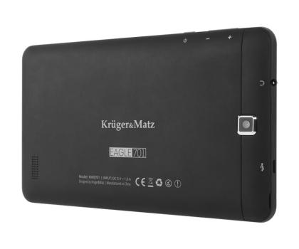 Kruger&Matz EAGLE 701 3G MT8321/1GB/16GB/Android 6.0 czarny-337077 - Zdjęcie 4
