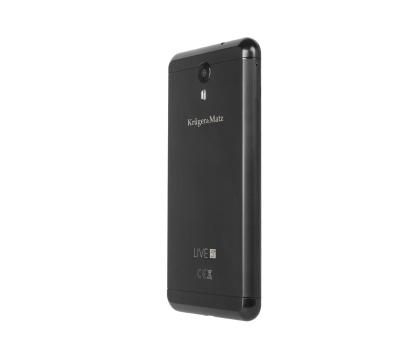 Kruger&Matz LIVE 5+ Dual SIM LTE czarny-371376 - Zdjęcie 3