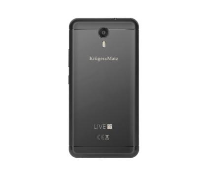 Kruger&Matz LIVE 5+ Dual SIM LTE czarny-371376 - Zdjęcie 5