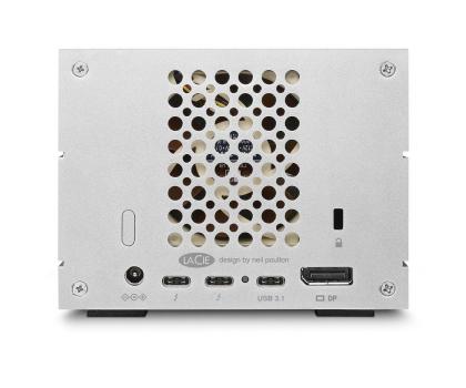 LaCie 2big Dock Thunderbolt3 8 TB 3,5-397994 - Zdjęcie 4