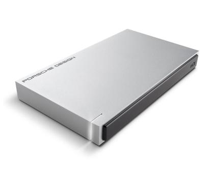 LaCie Porsche Design 2TB aluminium USB 3.0-361861 - Zdjęcie 2