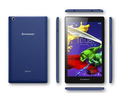 Lenovo A8-50F MT8161/1GB/16/Android 5.0 Midnight Blue-306723 - Zdjęcie 1