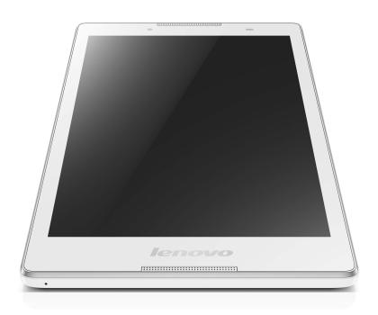 Lenovo A8-50F MT8161/1GB/16/Android 5.0 Pearl White-306724 - Zdjęcie 5