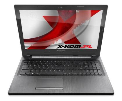 Lenovo G50-30 N2840/4GB/500GB/DVD-RW Srebrny-222123 - Zdjęcie 1