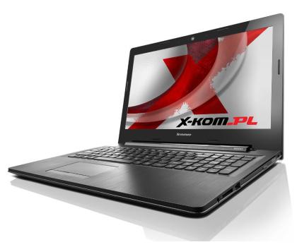 Lenovo G50-30 N2840/4GB/500GB/DVD-RW Srebrny-222123 - Zdjęcie 2