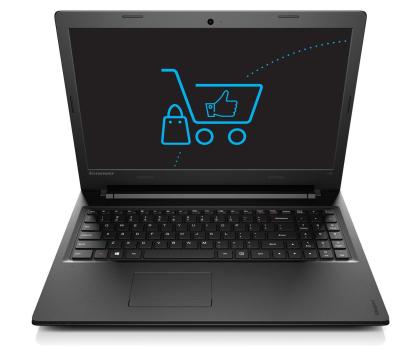 Lenovo Ideapad 100-15 i5-4288U/8GB/1000/DVD-RW -346887 - Zdjęcie 4