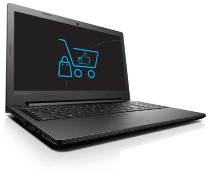 Lenovo Ideapad 100-15 i5-4288U/8GB/1000/DVD-RW -346887 - Zdjęcie 3