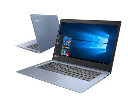 Lenovo Ideapad 120s-14 N3350/4GB/64GB/Win10 Niebieski-386908 - Zdjęcie 1