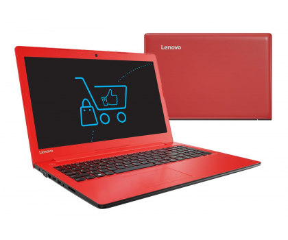 Lenovo Ideapad 310-15 i3-6100U/4GB/500 GF920MX Czerwony-332165 - Zdjęcie 1