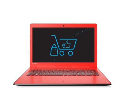 Lenovo Ideapad 310-15 i3-6100U/4GB/500 GF920MX Czerwony-332165 - Zdjęcie 3