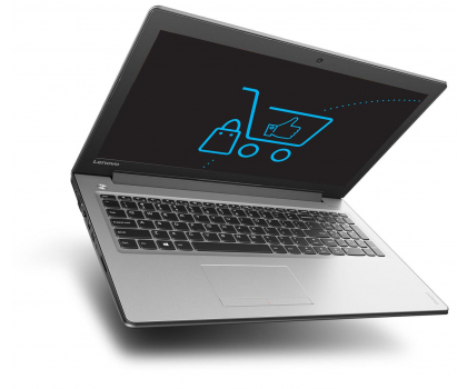 Lenovo Ideapad 310-15 i3-6100U/4GB/500 GF920MX Srebrny-332145 - Zdjęcie 2