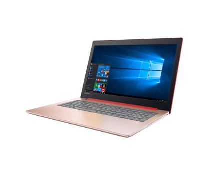 Lenovo Ideapad 320-15 N4200/4GB/1000/Win10 Czerwony-401065 - Zdjęcie 2