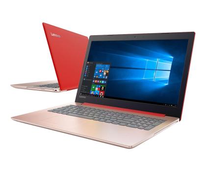 Lenovo Ideapad 320-15 N4200/4GB/1000/Win10 Czerwony-401065 - Zdjęcie 1