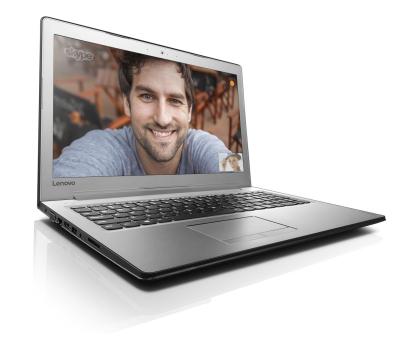 Lenovo Ideapad 510-15 i5-6200U/4GB/1000/DVD-RW GF940MX -313236 - Zdjęcie 1