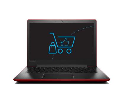 Lenovo Ideapad 510s-13 i5-6200U/4GB/500 Czerwony FHD-333163 - Zdjęcie 1