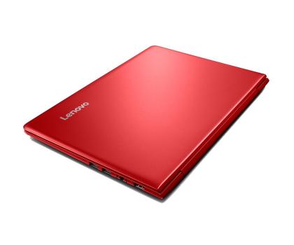 Lenovo Ideapad 510s-13 i5-6200U/8GB/500/Win10X Czerw FHD -337407 - Zdjęcie 3