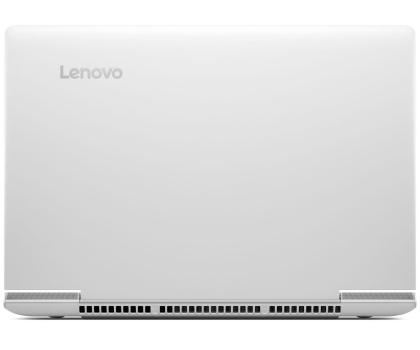 Lenovo Ideapad 700-15 i5/8GB/120+1000/GTX950M Biały-345723 - Zdjęcie 4