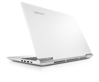 Lenovo Ideapad 700-15 i5/8GB/120+1000/GTX950M Biały-345723 - Zdjęcie 5