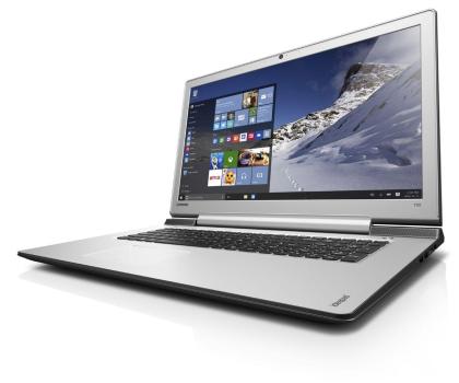 Lenovo Ideapad 700-17 i5-6300HQ/8GB/1000/Win10 GTX950M -335049 - Zdjęcie 1