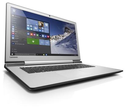 Lenovo Ideapad 700-17 i5-6300HQ/8GB/240/Win10 GTX950M -335055 - Zdjęcie 3