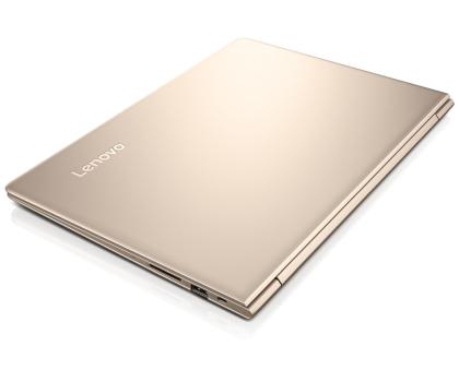 Lenovo Ideapad 710s-13 i5-7200U/8GB/256/Win10 Złoty -343072 - Zdjęcie 5