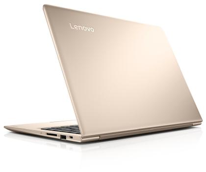 Lenovo Ideapad 710s-13 i7-7500U/8GB/256/Win10 Złoty -352011 - Zdjęcie 4