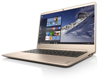 Lenovo Ideapad 710s-13 i7-7500U/8GB/256/Win10 Złoty -352011 - Zdjęcie 1