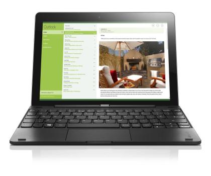 Lenovo Miix 300-10IBY Z3735F/2GB/32GB/Win10-294514 - Zdjęcie 4