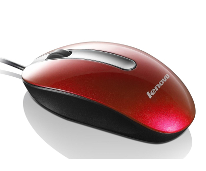 Mysz Lenovo Optical Mouse M3803 za 5 zł :)