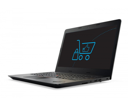 Lenovo ThinkPad E470 i7-7500U/8GB/256 GF940MX FHD -353409 - Zdjęcie 1