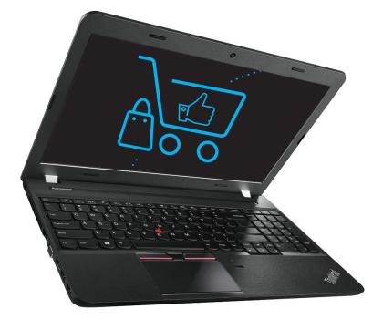 Lenovo ThinkPad E560 i5-6200U/8GB/500/7Pro64 R7 M370 FHD-273791 - Zdjęcie 1
